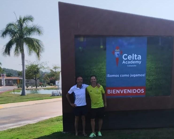 VISITA A LA CELTA ACADEMY Campeche. México