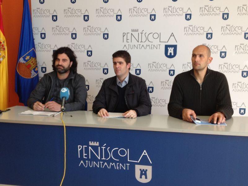 Presentación del Campus de Fútbol a los medios de comunicación
