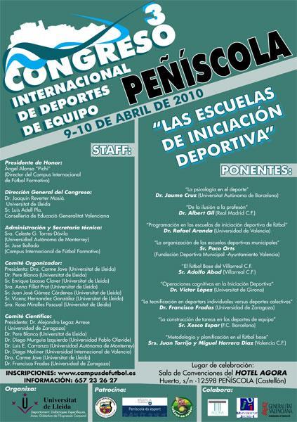 III Congreso Internacional de Fútbol