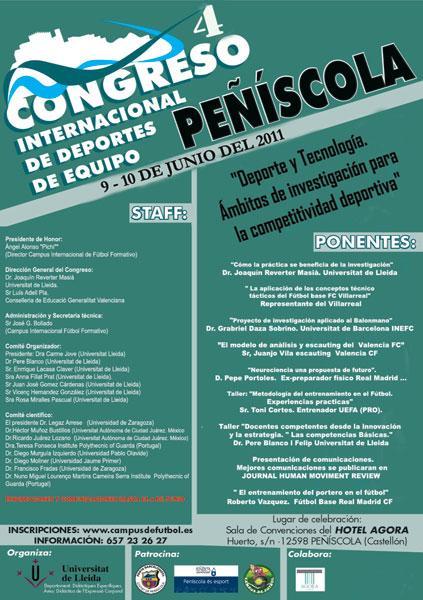 IV Congreso Internacional de Fútbol