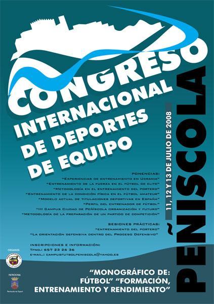 I Congreso Internacional de Fútbol