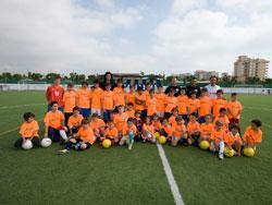 Campus de Futbol Formativo de Peñíscola - Semana Santa 2013