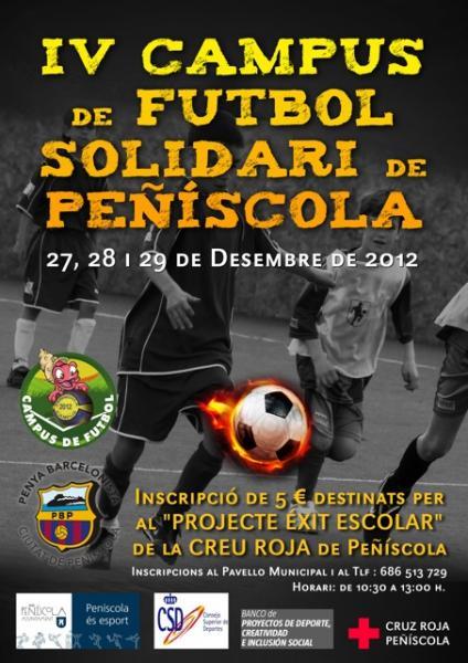 IV Campus Solidario 2012