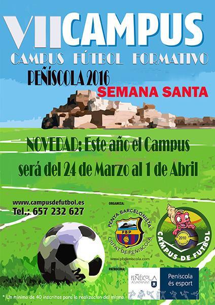 VII Campus Semana Santa 2016