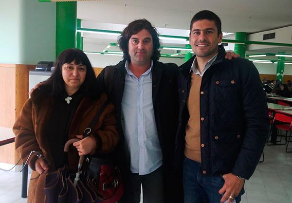 El responsable de formación del Campus Internacional de Fútbol Formativo firma un acuerdo de colaboración con el seleccionador de fútbol femenino de fútbol portugués Francisco Neto