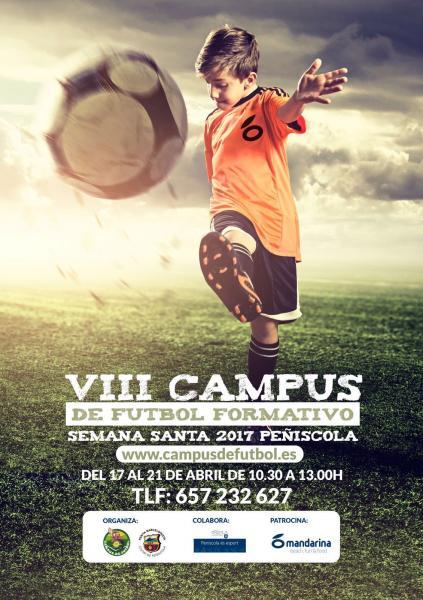 XIII CAMPUS INTERNACIONAL DE FÚTBOL FORMATIVO julio 2017