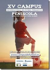 Abierto el plazo de inscripción al XV Campus de Fútbol Formativo